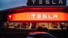 Tesla Breaks Triangle Resistance After S&P-500 News