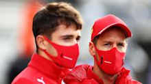 Vettel says he and Leclerc 'cannot pull out miracles' after chastening race