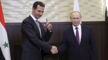 Russia's Putin hosts Assad in fresh drive for Syria peace deal