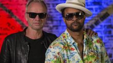 Sting and Shaggy Play the Coolest Cops in 'Gotta Get Back My Baby' Video Premiere (Exclusive)