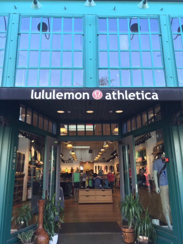 lululemon market research Every day, women spend hundreds of dollars on clothes they plan to wear only while sweating -- sports bras, yoga pants, skin-tight breathable tanks but why business insider reports that it's all about the way that retailers like lululemon market their apparel to appeal to women's.