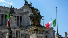 Virus en Italie: minute de silence et drapeaux en berne