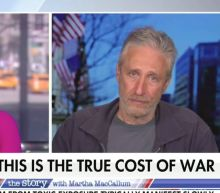 Fox News Host Tries and Fails to Bait Jon Stewart Into Attacking Biden