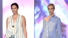 London Fashion Week SS18: Model-Vielfalt bei Teatum Jones