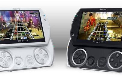 Sony's PSP Go available t-t-t-today junior!