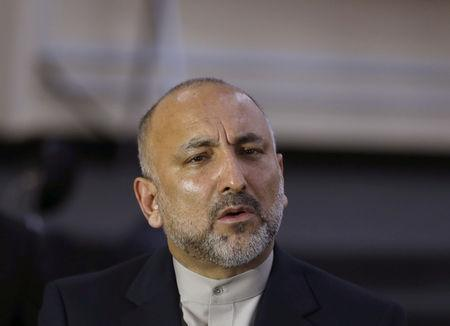Election rival says Afghan President Ghani hindering peace deal