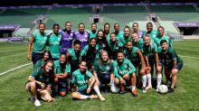 Pela primeira vez, time feminino do Palmeiras jogará no Allianz Parque