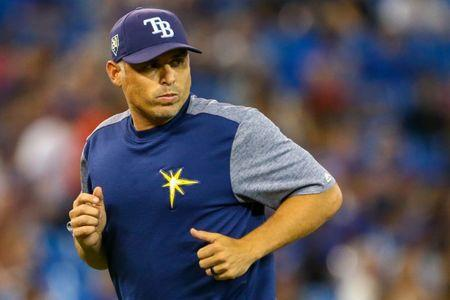 Rays reward manager Cash with extension through 2024