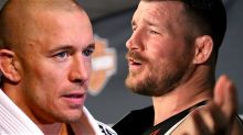 Dana White Says Georges St-Pierre Doesn't Want to Fight Michael Bisping