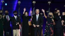 Sieben Enkelkinder: Das ist der Familienclan von Joe Biden