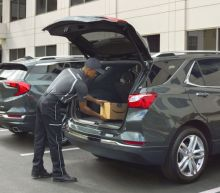 Volvo and GM team with Amazon for in-car deliveries