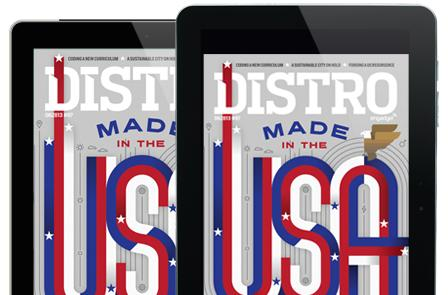 Distro Issue 97: Made in the USA edition