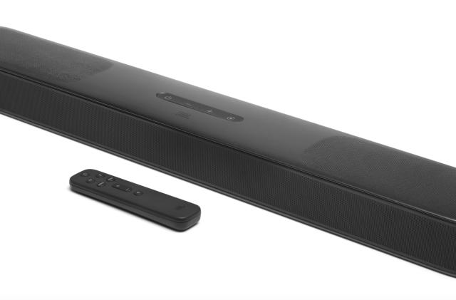 JBL's latest soundbar offers Dolby Atmos for $400