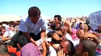 Yazidi refugees in Syria face harsh conditions