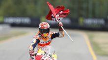 MotoGP champion Marquez edges Dovizioso for Austrian GP pole