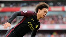 Leroy Sane reveals secret to his Man City success: 'Pep Guardiola told me to play like Lionel Messi or Neymar'