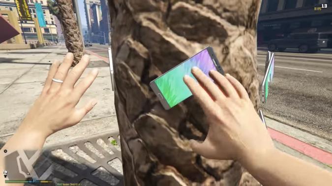 Samsung blocks video of 'GTA V' Galaxy Note 7 bomb mod (updated)