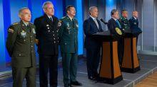 Colombia va a un paro y Duque advierte que no permitirá un estallido como en otros países