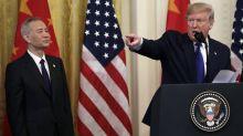 China und USA besiegeln erstes Handelsabkommen