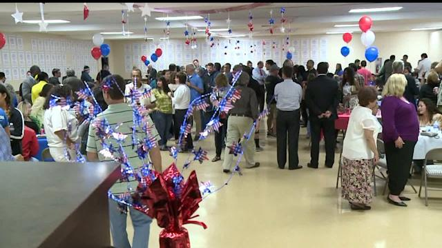 Residents Vote In Special Election
