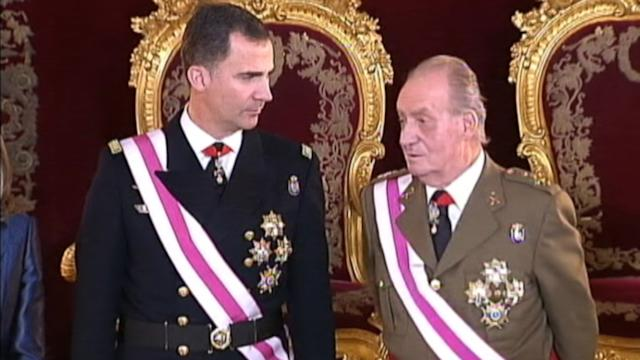 King of Spain to Abdicate the Throne