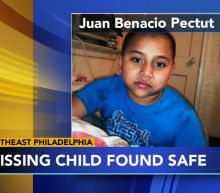 8-year-old child from Northeast Philadelphia found safe