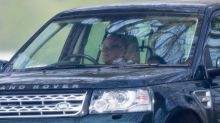 Prince Philip Was Seen Driving in Windsor, Just Months After Voluntarily Surrendering His License