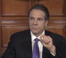 "Governor Cuomo ""frightened"" by his brother's coronavirus diagnosis"