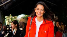 "Katie Holmes Reportedly ""Seems Smitten"" With Emilio Vitolo"