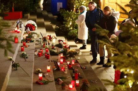 Friend Of German Market Attacker Charged With Bomb Plot Prosecutor