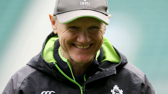 Joe Schmidt, the hard taskmaster who turned Ireland into a formidable machine
