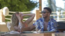 'Love Island' star Theo Campbell blinded in one eye by champagne cork