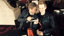 Mark Hamill Pays Teenage Cancer Patients A Surprise Visit