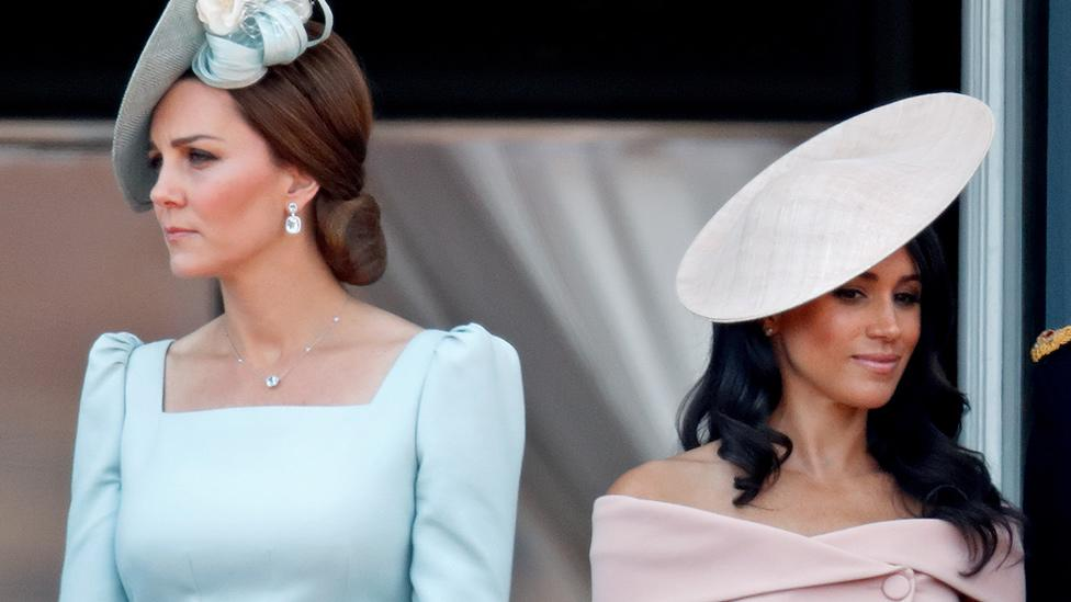 Meghan wasn't 'treated with the same respect' as Kate, author claims