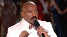 Steve Harvey Apologizes for Miss Universe Gaffe: 'I Feel Terrible'