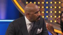 Steve Harvey absolutely dumbfounded by 'Family Feud' contestant's answer