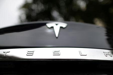 Exclusive: Tesla expects global shortage of electric vehicle battery