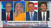 Fox's Brian Kilmeade Scolds Trump Campaign Spox: 'Don't Call the Fox News Pollsters Fake'