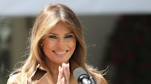 Melania Trump will reportedly meet the Queen at Windsor Castle next month