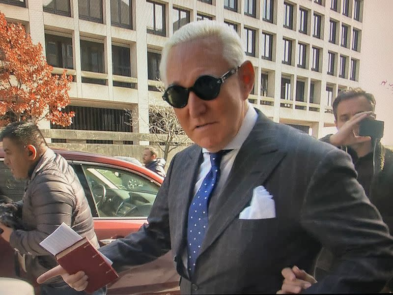 Former Mueller Prosecutor Withdraws from Roger Stone Case After DOJ Intervention
