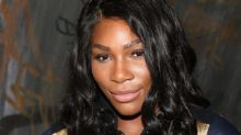 """Serena Williams pens powerful letter urging women """"to dream big"""""""