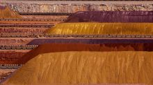 BHP's 2nd quarter iron ore output falls 9%