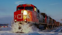 Canadian National Railway Company (TSE:CNR) Shares Could Be 32% Above Their Intrinsic Value Estimate