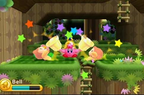 Kirby: Triple Deluxe review: Maximum pink