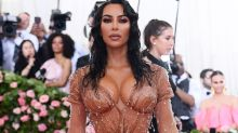 Kim Kardashian West's Tiny Met Gala Waist Explained: 'I Can Only Half Sit'