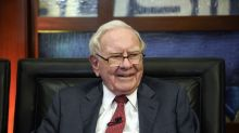 Buffett's firm tweaks stock portfolio, adds Suncor, Red Hat