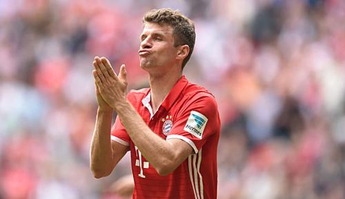 Bundesliga: Bayern: Müller tritt auf die Euphoriebremse