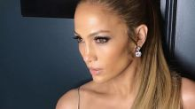Jennifer Lopez's 'long lost twin' has got a killer set of muscles