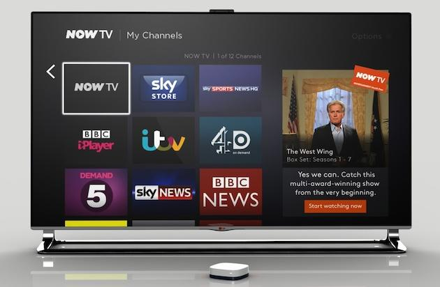Sky Sports News Hq App Comes To Now Tv Boxes Engadget