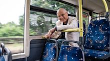 Meet the man who has travelled Britain solely by using No 94 buses